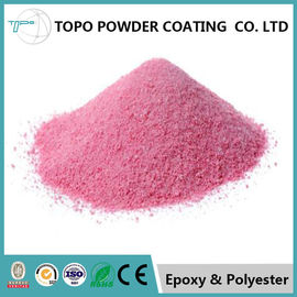 Aluminium Products Wood Finish Powder Coating , Heat Transfer High Gloss Powder Coat